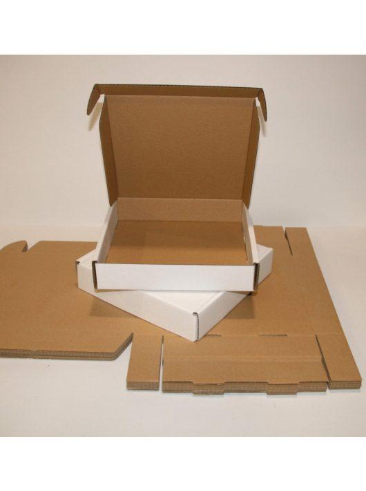 22B013F Postázó doboz H-Sz-M=265x265x55 mm