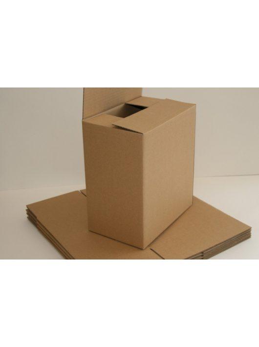 22B016B Postázó gyűjtődoboz  H-Sz-M= 265x240x150 mm
